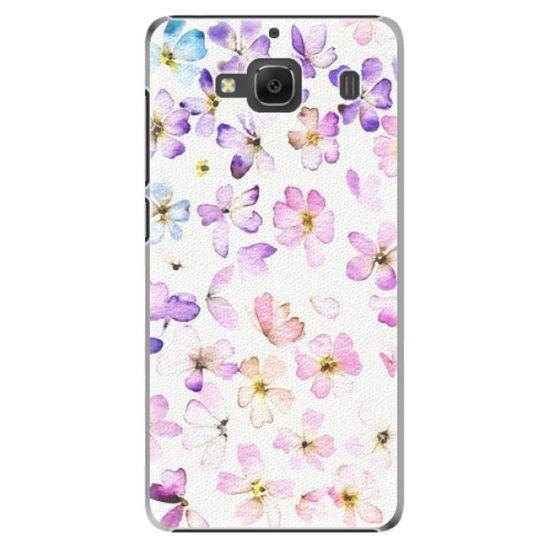 iSaprio Plastový kryt - Wildflowers pre Xiaomi Redmi 2