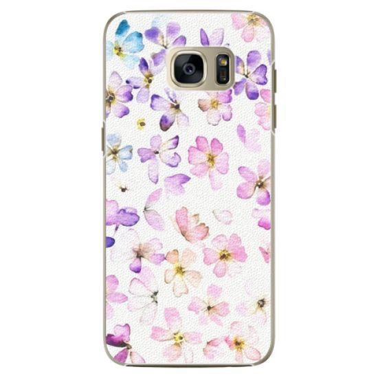 iSaprio Plastový kryt - Wildflowers pre Samsung Galaxy S7 Edge