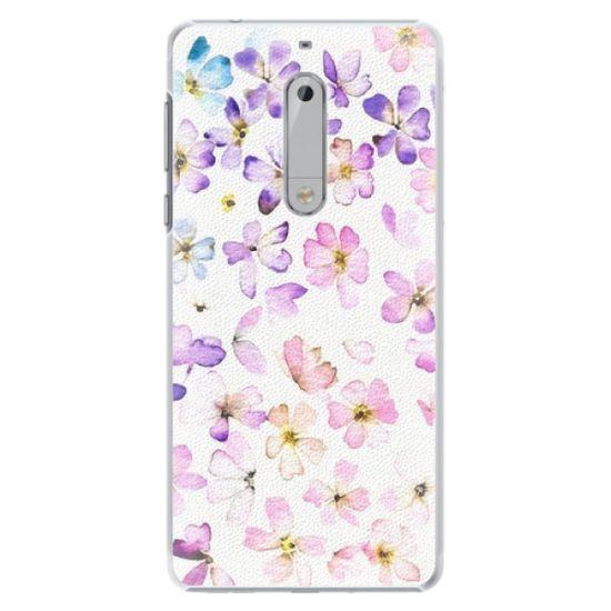 iSaprio Plastový kryt - Wildflowers pre Nokia 5