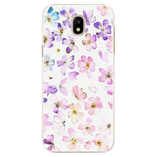 iSaprio Plastový kryt - Wildflowers pre Samsung Galaxy J5 (2017)