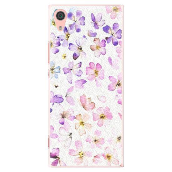 iSaprio Plastový kryt - Wildflowers pre Sony Xperia XA1