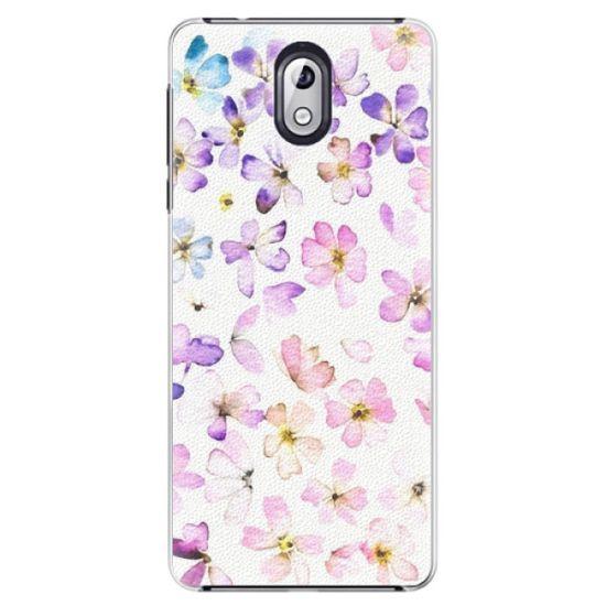 iSaprio Plastový kryt - Wildflowers pre Nokia 3.1