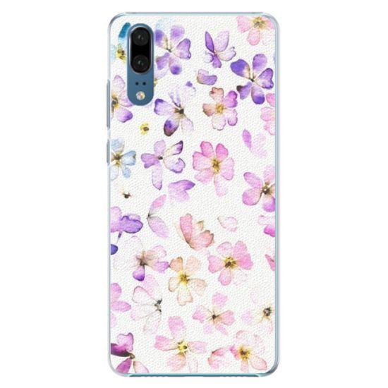 iSaprio Plastový kryt - Wildflowers pre Huawei P20