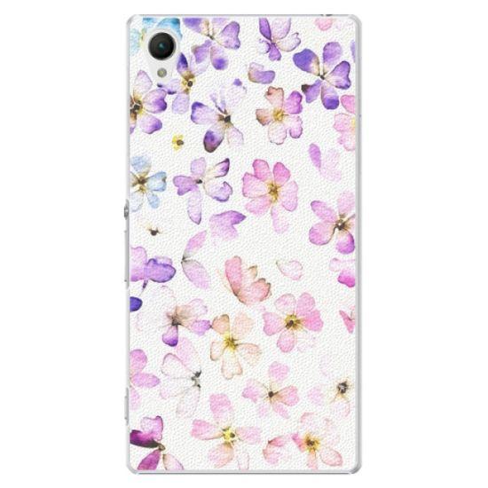 iSaprio Plastový kryt - Wildflowers pre Sony Xperia Z1