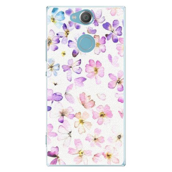 iSaprio Plastový kryt - Wildflowers pre Sony Xperia XA2