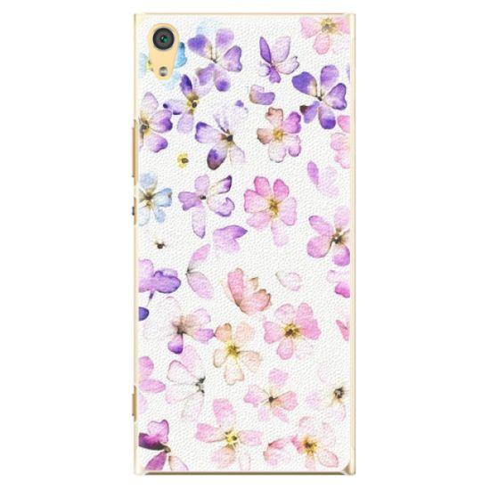 iSaprio Plastový kryt - Wildflowers pre Sony Xperia XA1 Ultra