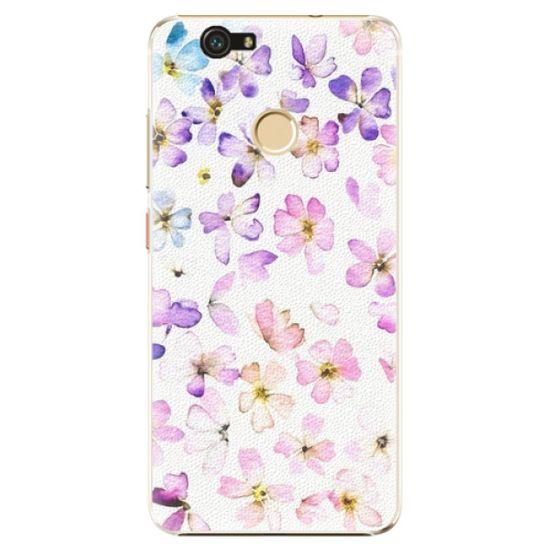iSaprio Plastový kryt - Wildflowers pre Huawei Nova