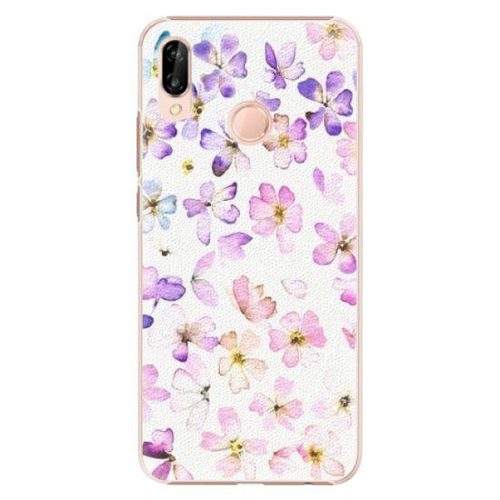 iSaprio Plastový kryt - Wildflowers pre Huawei P20 lite