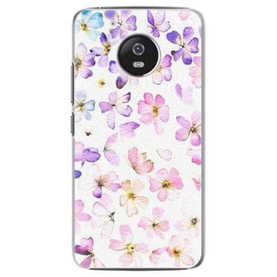 iSaprio Plastový kryt - Wildflowers pre Lenovo Moto G5