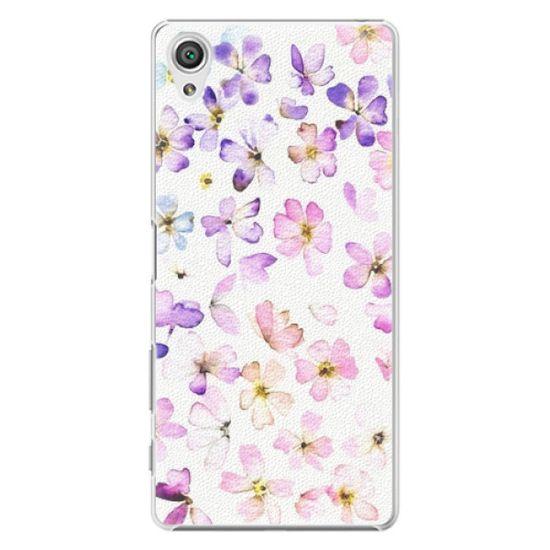 iSaprio Plastový kryt - Wildflowers pre Sony Xperia X