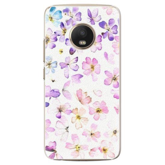 iSaprio Plastový kryt - Wildflowers pre Lenovo Moto G5 Plus