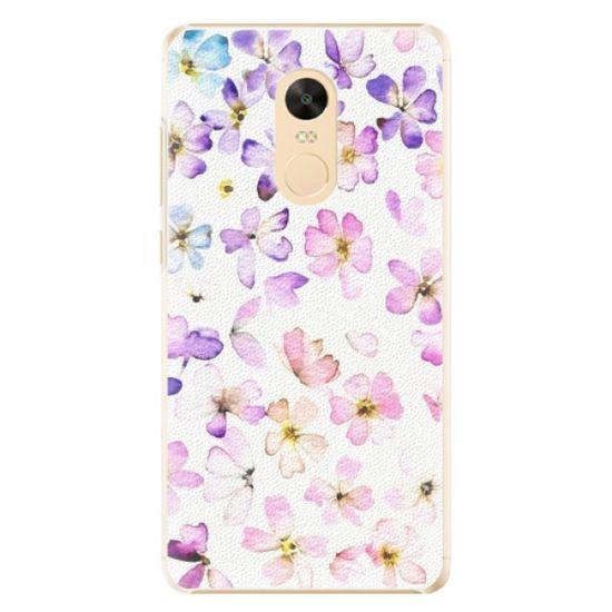 iSaprio Plastový kryt - Wildflowers pre Xiaomi Redmi Note 4X