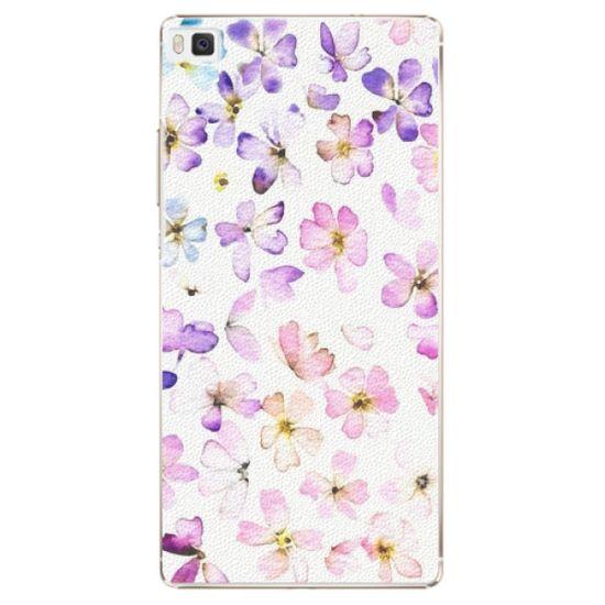 iSaprio Plastový kryt - Wildflowers pre Huawei P8