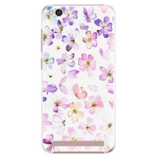 iSaprio Plastový kryt - Wildflowers pre Xiaomi Redmi 5A Global