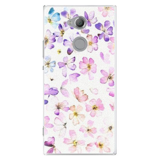 iSaprio Plastový kryt - Wildflowers pre Sony Xperia XA2 Ultra