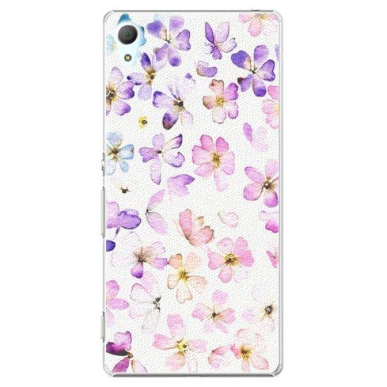iSaprio Plastový kryt - Wildflowers pre Sony Xperia Z3+/Z4