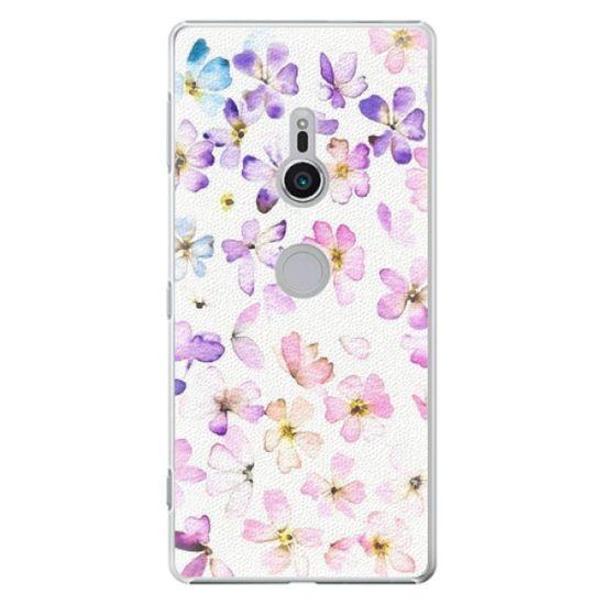 iSaprio Plastový kryt - Wildflowers pre Sony Xperia XZ2