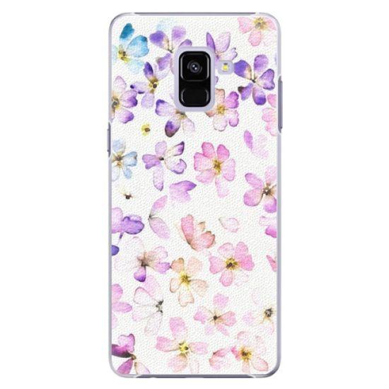 iSaprio Plastový kryt - Wildflowers pre Samsung Galaxy A8 plus