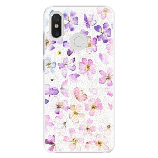 iSaprio Plastový kryt - Wildflowers pre Xiaomi Mi 8