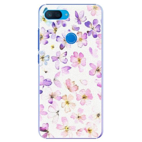 iSaprio Plastový kryt - Wildflowers pre Xiaomi Mi 8 Lite