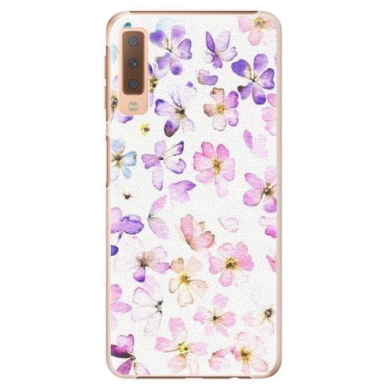 iSaprio Plastový kryt - Wildflowers pre Samsung Galaxy A7 (2018)