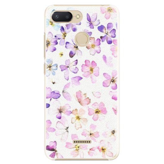 iSaprio Plastový kryt - Wildflowers pre Xiaomi Redmi 6
