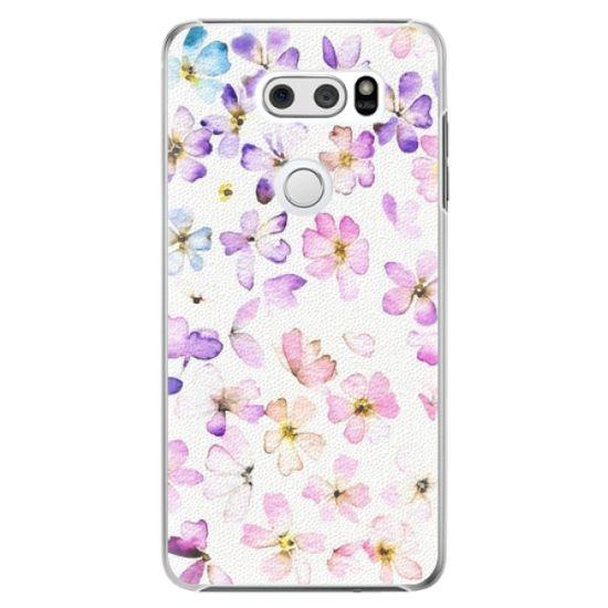 iSaprio Plastový kryt - Wildflowers pre LG V30