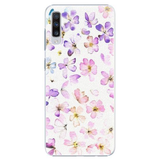 iSaprio Plastový kryt - Wildflowers pre Samsung Galaxy A70