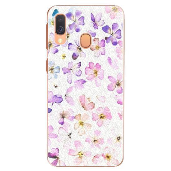 iSaprio Plastový kryt - Wildflowers pre Samsung Galaxy A40