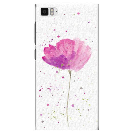 iSaprio Plastový kryt - Poppies pre Xiaomi Mi3