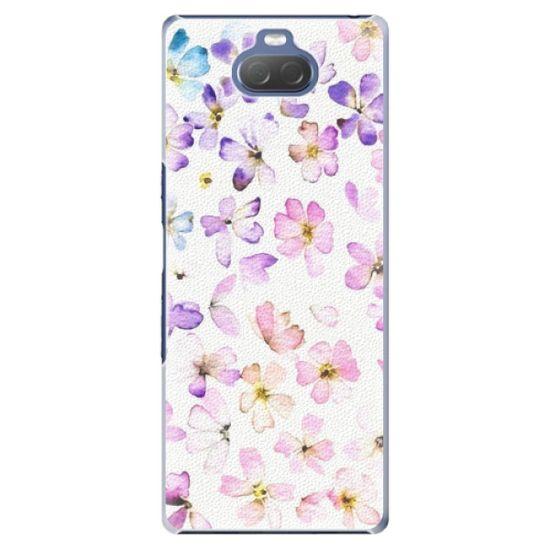 iSaprio Plastový kryt - Wildflowers pre Sony Xperia 10