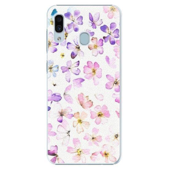 iSaprio Plastový kryt - Wildflowers pre Samsung Galaxy A20