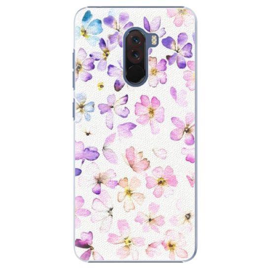 iSaprio Plastový kryt - Wildflowers pre Xiaomi Pocophone F1