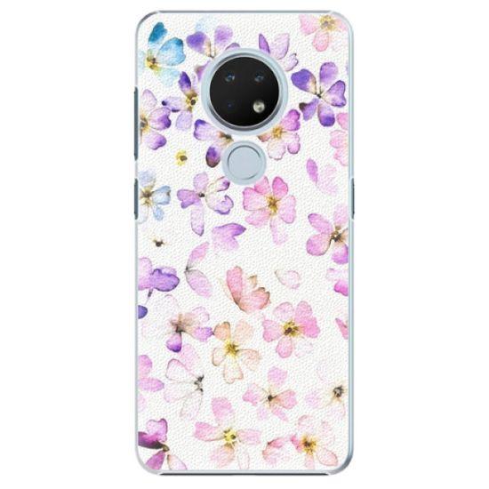 iSaprio Plastový kryt - Wildflowers pre Nokia 6.2