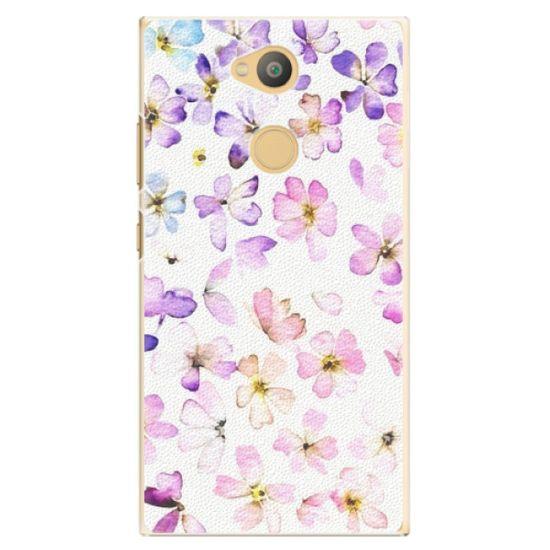 iSaprio Plastový kryt - Wildflowers pre Sony Xperia L2