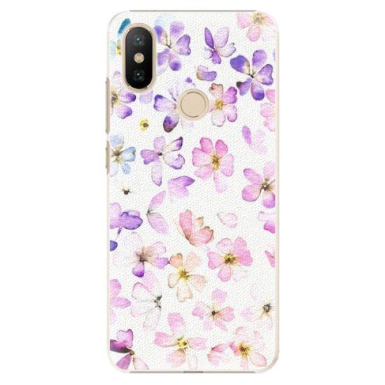 iSaprio Plastový kryt - Wildflowers pre Xiaomi Mi A2