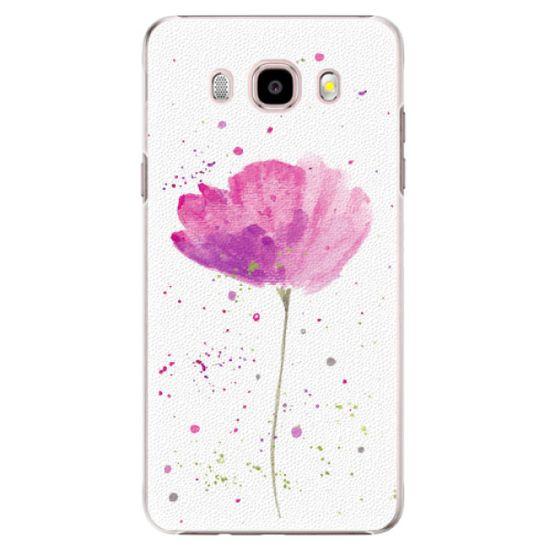 iSaprio Plastový kryt - Poppies pre Samsung Galaxy J5 (2016)