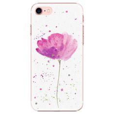 iSaprio Plastový kryt - Poppies pro Apple iPhone 7 / 8