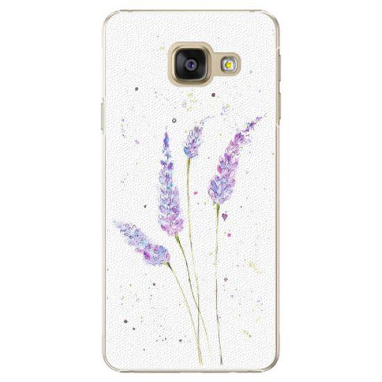 iSaprio Plastový kryt - Lavender pre Samsung Galaxy A3 2016