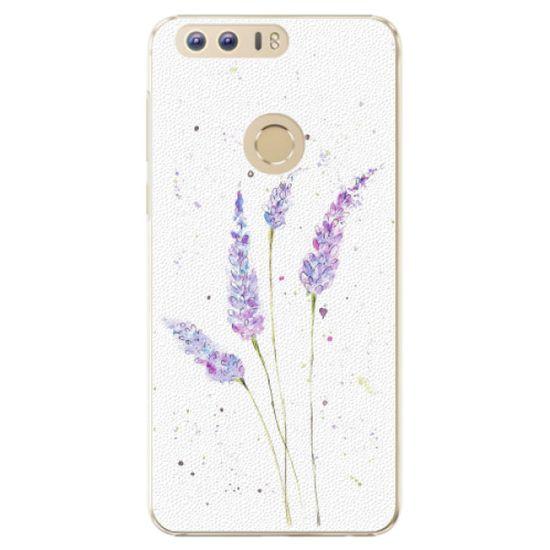 iSaprio Plastový kryt - Lavender pro Honor 8
