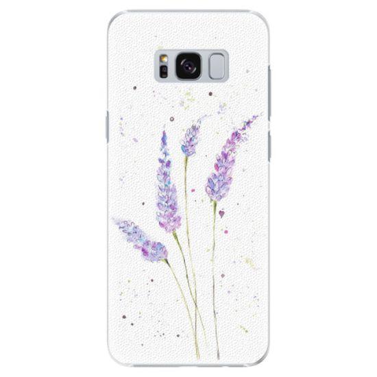 iSaprio Plastový kryt - Lavender pre Samsung Galaxy S8