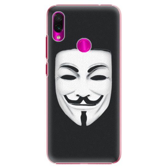 iSaprio Plastový kryt - Vendeta pro Xiaomi Redmi Note 7