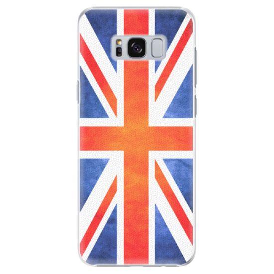iSaprio Plastový kryt - UK Flag pro Samsung Galaxy S8+
