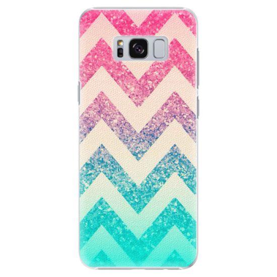 iSaprio Plastový kryt - Zig-Zag pre Samsung Galaxy S8