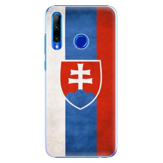 iSaprio Plastový kryt - Slovakia Flag pre Huawei Honor 20 Lite