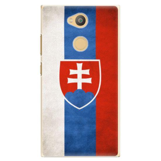 iSaprio Plastový kryt - Slovakia Flag pre Sony Xperia L2