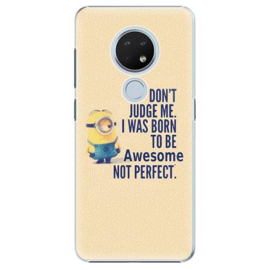 iSaprio Plastový kryt - Be Awesome pro Nokia 6.2