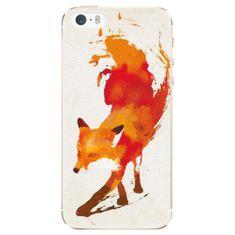 iSaprio Plastový kryt - Fast Fox pro Apple iPhone 5/5S/SE