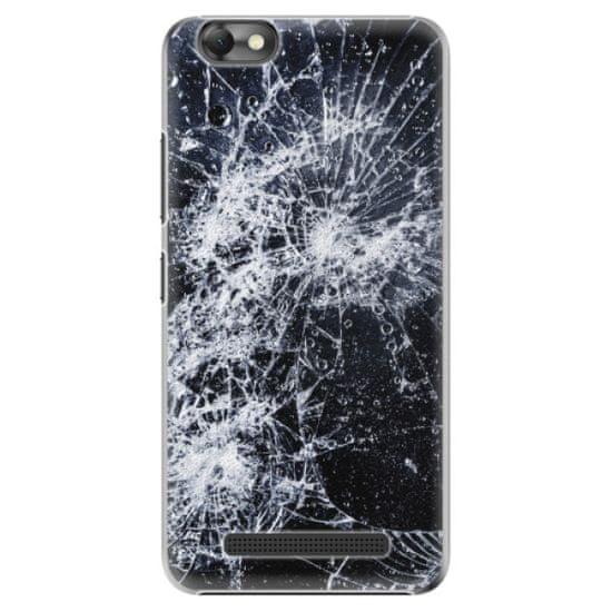 iSaprio Plastový kryt - Cracked pro Lenovo Vibe C