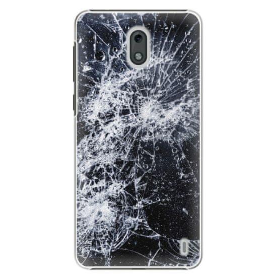 iSaprio Plastový kryt - Cracked pre Nokia 2